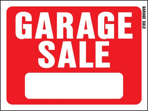 garage inspiring garage sale signs ideas garage sale