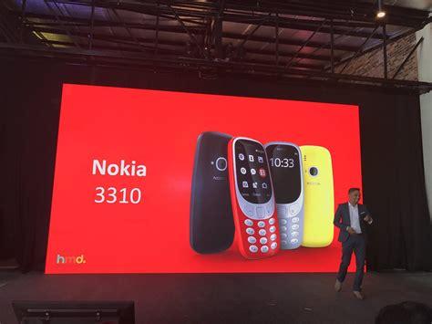 Nokia 3310 Malaysia the legendary nokia 3310 with snake is now in malaysia soyacincau