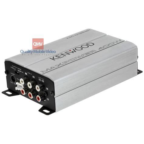 Kenwood Power Lifier Kac X5d 5 Ch Class D kenwood kac m1824bt bluetooth class d compact 4 channel class d marine power lifier