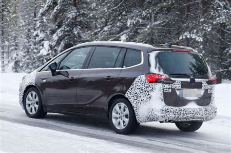 Opel Zafira Nouveau Modèle