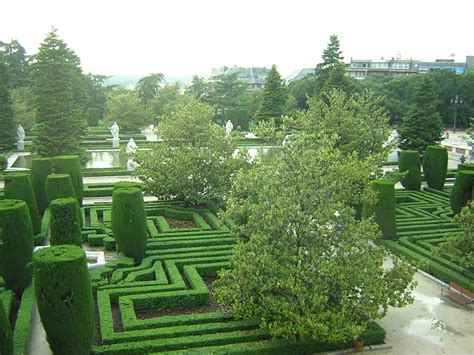 Palace Gardens by For Luxury Madrid Spain City Guide