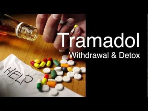 How To Detox Norco by Tramadol