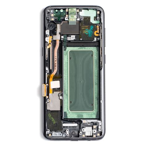 Lcd Samsung S8 lcd digitizer frame assembly for samsung galaxy s8