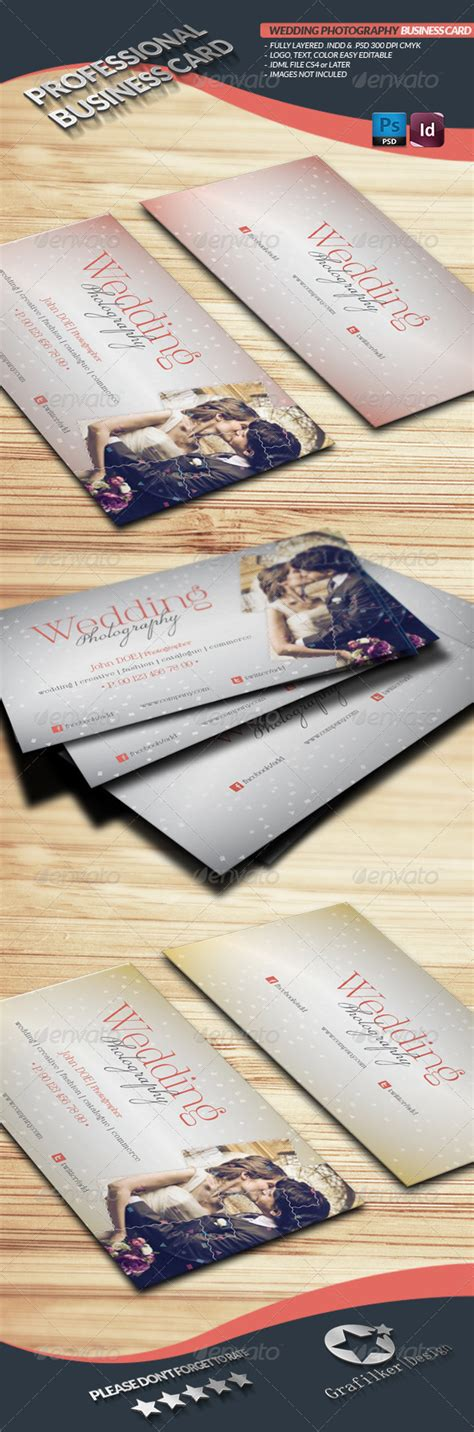 graphicriver wedding photography business card template wedding photography business card template graphicriver