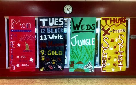 themes for the book homecoming homecoming week theme days spirit days school spirit