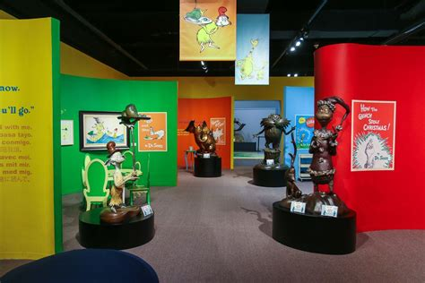 Free Detox Centers San Diego by See The Dr Seuss Exhibit At The San Diego History Center