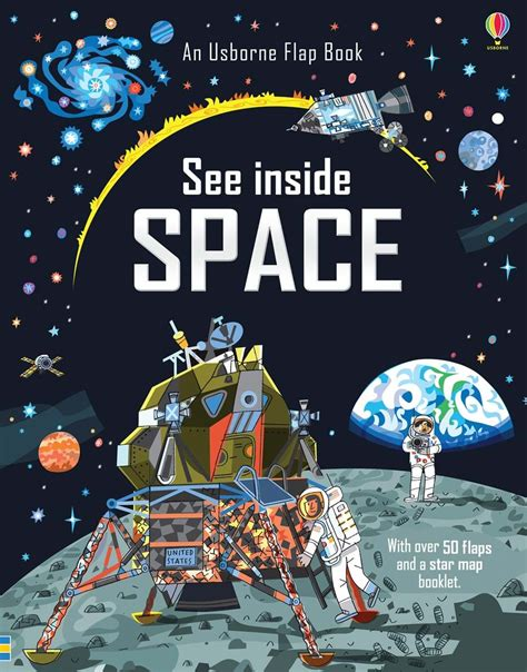 Usborne See Inside Space see inside space at usborne books at home