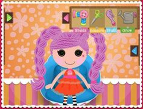 lalaloopsy hairstyles games 1000 images about lalaloopsy online games on pinterest