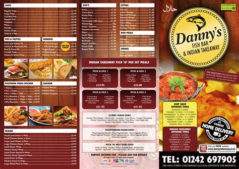 takeaway menu design templates indian restaurant menu board design