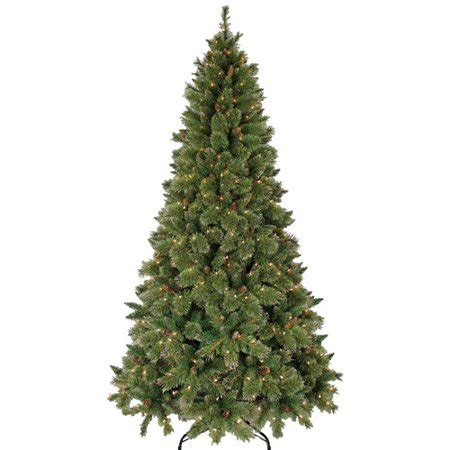 walmart christmas trees pre lit artificial tree pre lit 7 5 gold glitter clear lights walmart