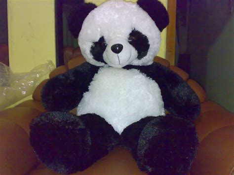 New 3pcs Bantal Karakter Panda boneka murah boneka jumbo boneka import china my galery