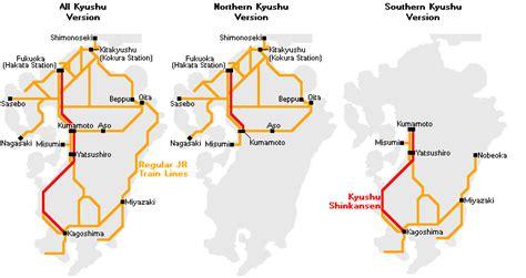 3 Days Northern Kyushu Jr Pass Tiket Japan Rail Jrpass Jepang kyushu rail pass