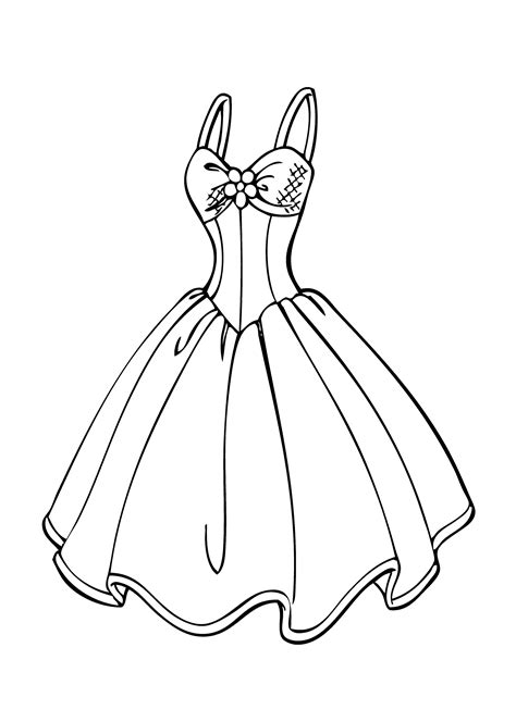 Coloring Pages Clothing by Clothing Coloring Pagemanunez