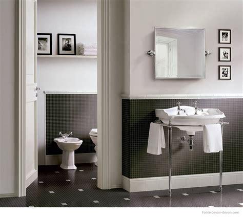 Piastrelle Anni 30 - bagno in stile vintage 5 idee da cui prendere ispirazione