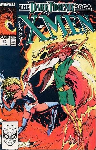 x men dark phoenix saga classic x men 37 the dark phoenix saga part 3 issue
