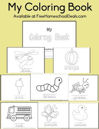 color my coloring book two books free coloring pages each mini page in this coloring book