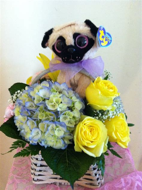 pugs and roses friday florist recap 1 25 1 31 floral