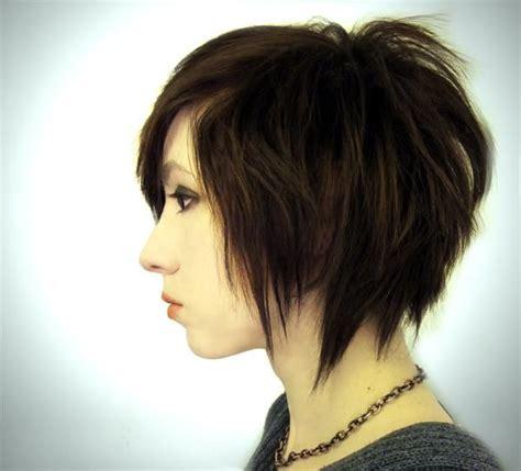 edgy hair fifties 50 edgy medium length hairstyles google images edgy bob