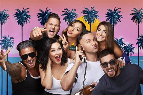 jersey shore cast mtv renews jersey shore family vacation for second