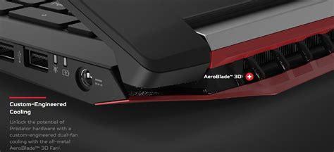 Harga Acer Predator Helios 300 acer predator helios 300 unggulkan fan aeroblade 3d