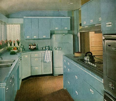 1950s kitchens how to give your old kitchen a new look on a budget