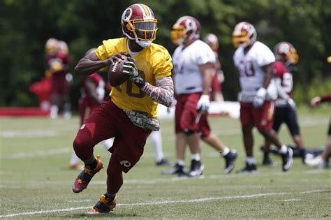 2015 robert griffin iii washington redskins robert griffin iii excuses to take him in your fantasy