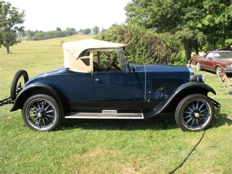 buick roadster for sale 1924 buick roadster 24 44