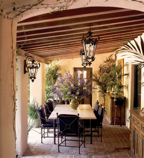 houzz backyard patio corbett lighting rustic patio miami by 1800lighting
