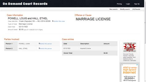 Oklahoma Marriage License Records Genea Musings Finding Ethel Post 2 Ethel Found Who Were Parents