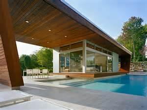 modern pool house modern pool house fonda lashay design
