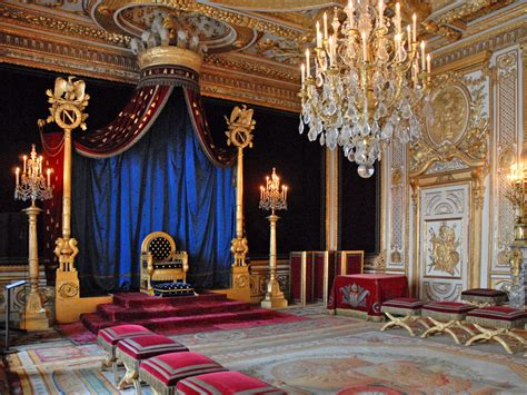 Castle Throne Room by Throne Room