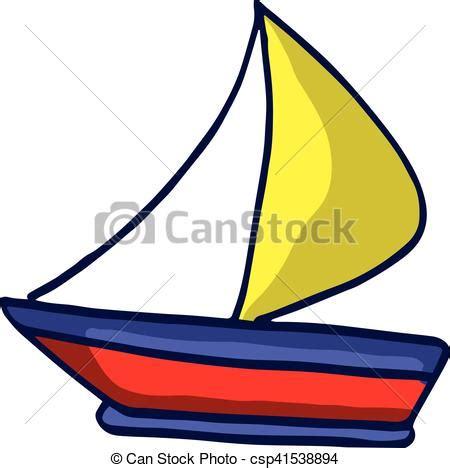 barco dibujo simple estilo ni 241 os simple dise 241 o barco caricatura estilo