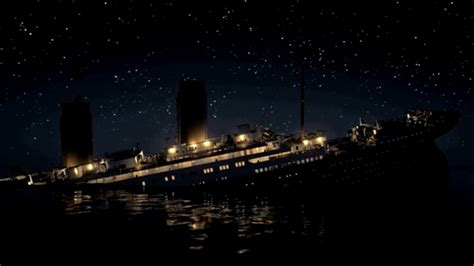 Of The Sinking by Were Most Of The Titanic S Lights On During The Sinking
