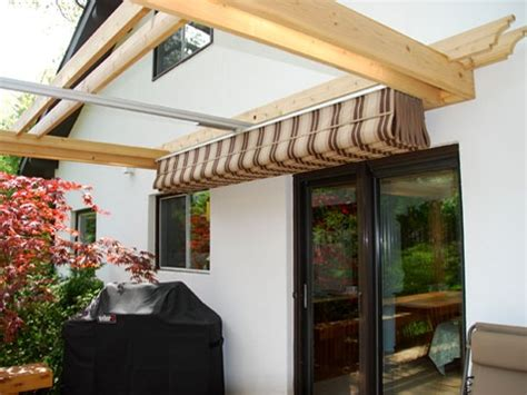 pergola awning suncoast awning products services patio covers santa cruz ca
