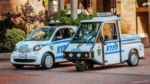 nypd new cars nypd plans to expand smart car fleet to replace scooters