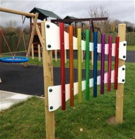 backyard instruments outdoor musical chimes