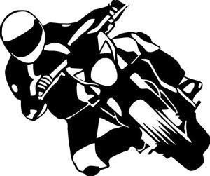 Aufkleber Motorrad Silhouette by Biker Motorrad Silhouette Aufkleber Sticker Schatten Cafe