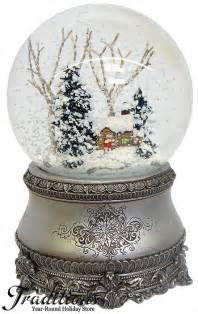 beautiful snow globes this store traditions holidays