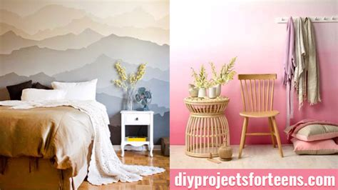Ways To Cool A Room by 34 Cool Ways To Paint Walls Diy Projects For