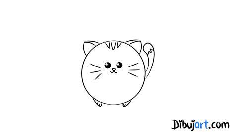 imagenes faciles para dibujar de gatos gatos tiernos faciles de dibujar