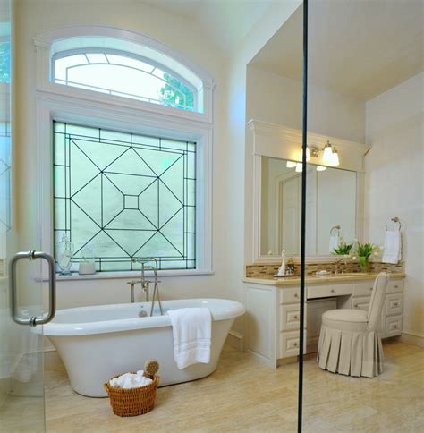Bathroom Windows In Shower Regain Your Bathroom Privacy Light W This Window Treatment Designed