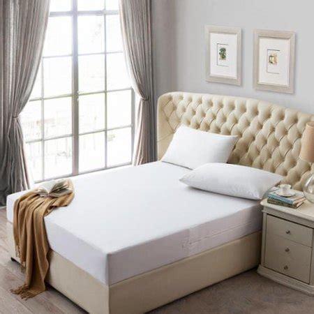 econo waterproof mattress box encasement xl 38x80x7 5 inches white walmart