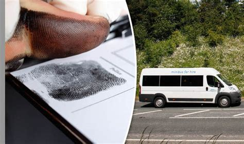 Tv Licence Criminal Record Criminal Record Check Loophole For Minibus Drivers Puts At Increased Risk Of