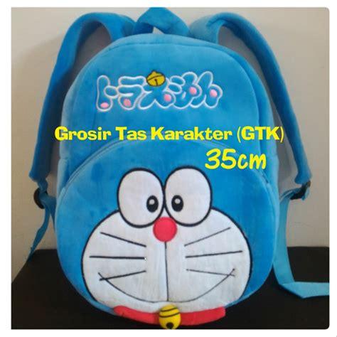 Tas Paketan Ransel Doraemon jual tas anak karakter doraemon 2rest l35cm ransel tas