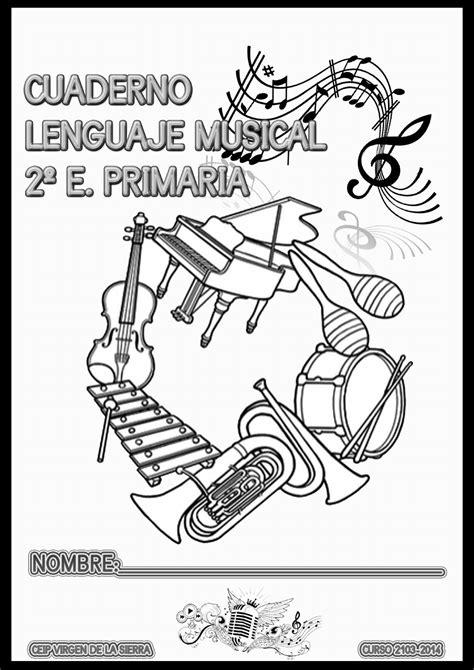 Cuadernilllo de Lenguaje Musical - 2º by Pablo Dondarza