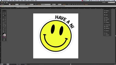 adobe illustrator cs6 justify text add text around a circle in adobe illustrator cs6 youtube