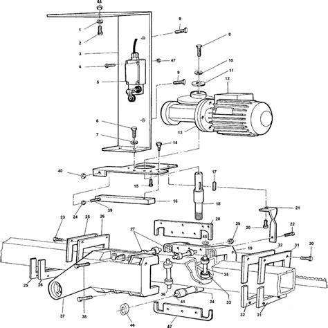 mortar mixer parts diagram wiring auto wiring