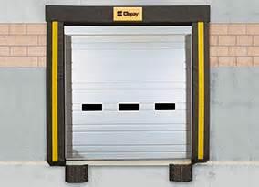 Clopay commercial garage door collection