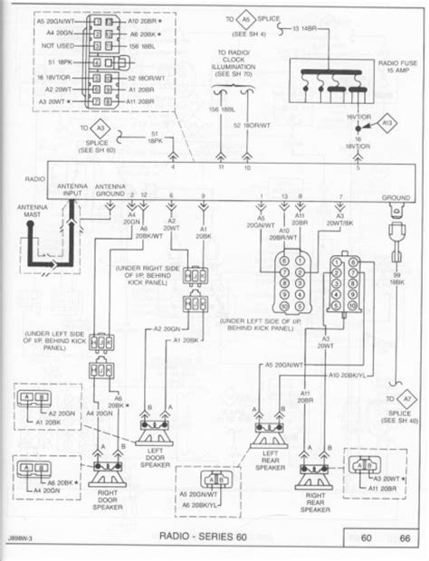 86 jeep comanche wiring diagram 86 free engine image for