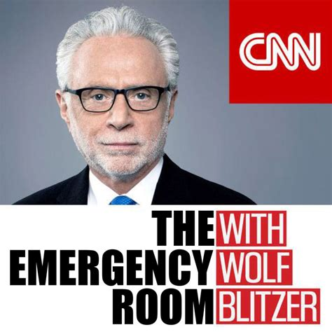 the situation room cnn cnn announces new show the emergency room with wolf blitzer gomerblog